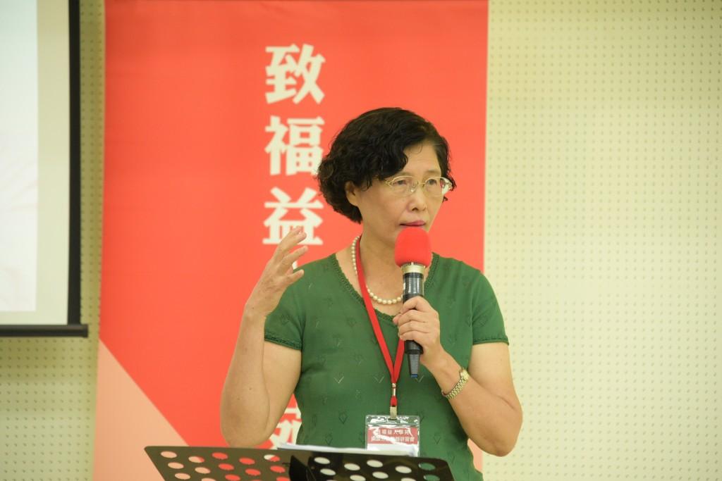 高雄武昌教會蘇靜枝老師。